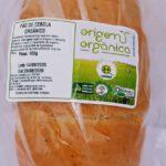 Pão de Cebola Orgânico 400g