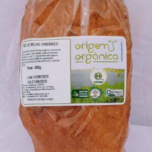 Pão de Milho  Orgânico 400g