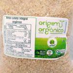 Arroz Cateto Integral Organico 1Kg