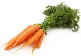 Cenoura orgânica kg