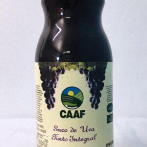 Suco de uva tinto integral – 1L